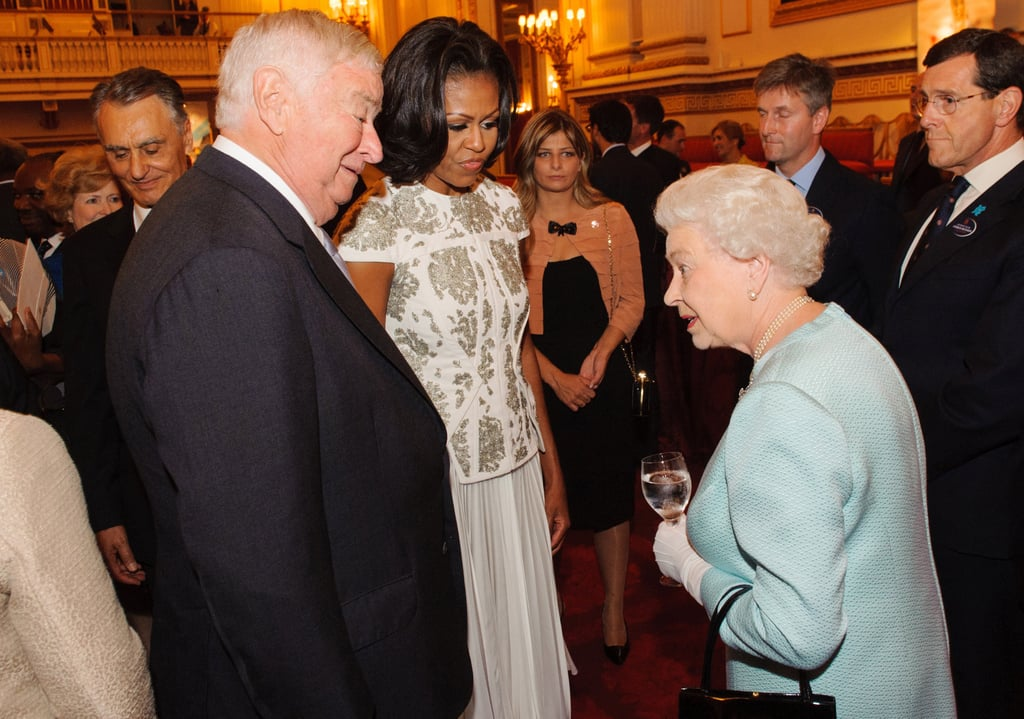 Kate Middleton and the Queen Host a Pre-Olympics Reception