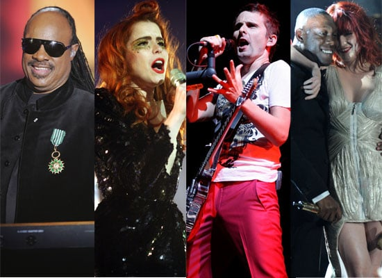 Information, Photos and Full Lineup For the Glastonbury Festival 2010 Including Stevie Wonder, Scissor Sisters, Muse, Dizzee
