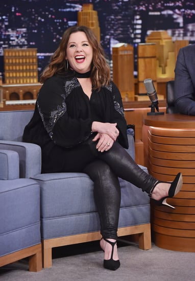Melissa McCarthy's Outfit on The Tonight Show April 2016