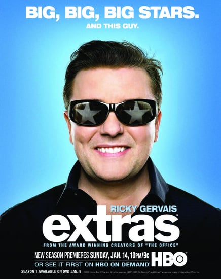 """Extras"" Premiere Free on iTunes"
