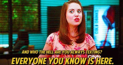 Having That One Friend Who Texts All the Damn Time