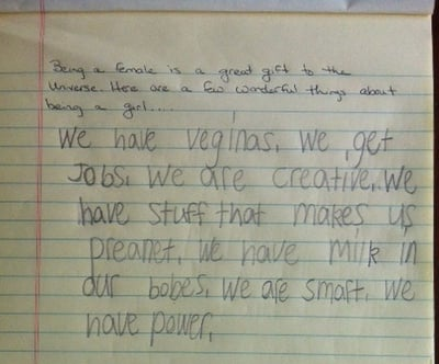 Hilarious Notes from Kids (SLIDESHOW)