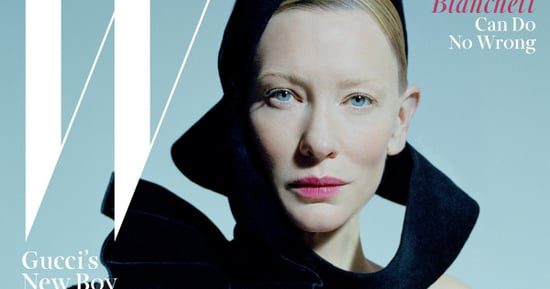 Cate Blanchett Is Totally Transformed In The Latest Issue Of W Magazine