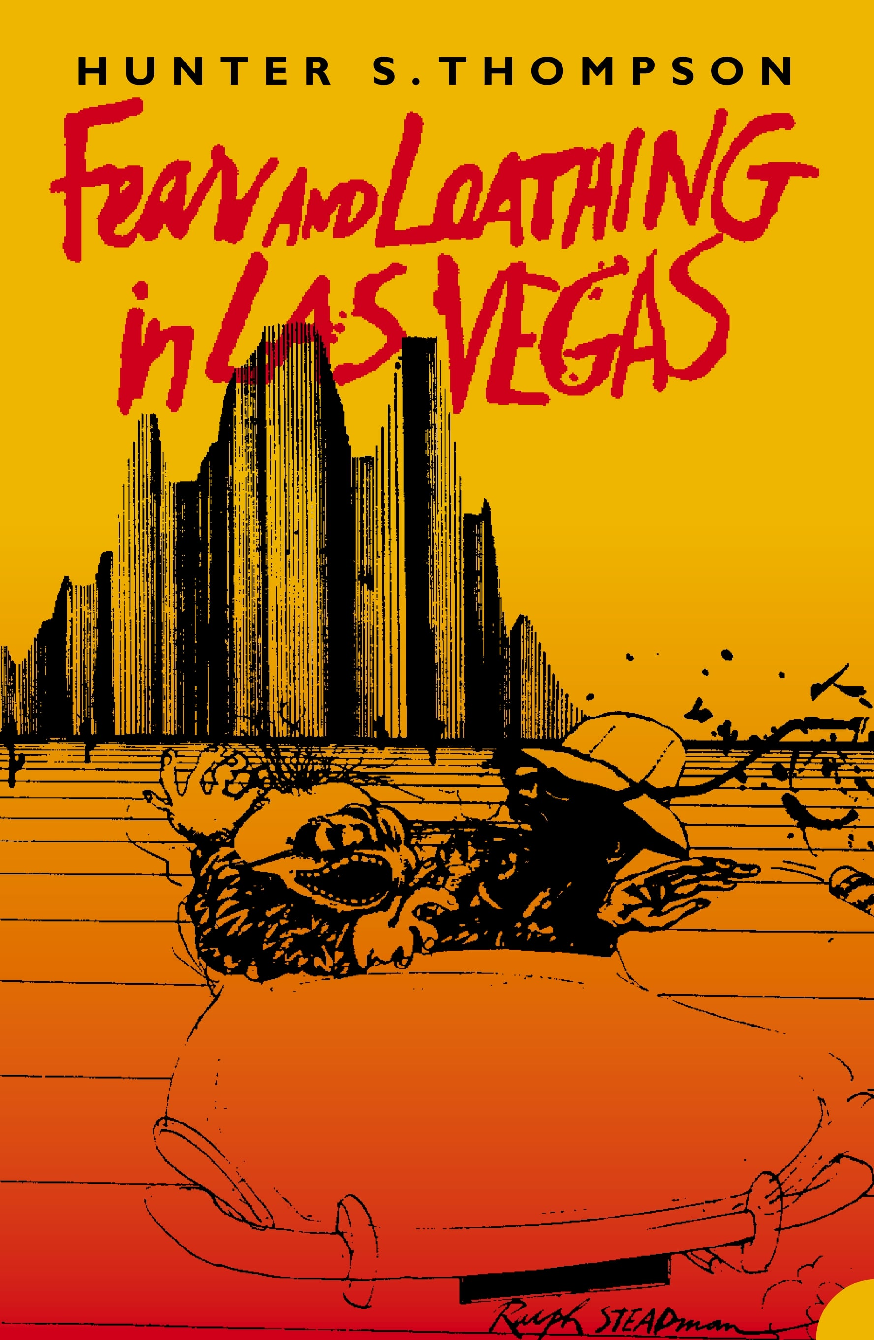 Nevada: Fear and Loathing in Las Vegas by Hunter S. Thompson