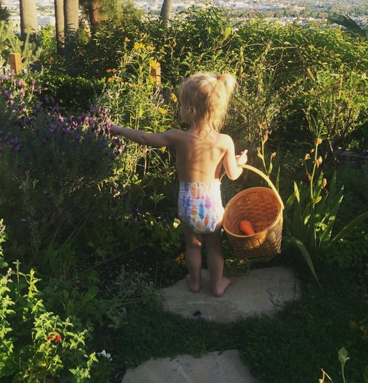 Drew Barrymore's Instagram For Her Daughter's Birthday 2016