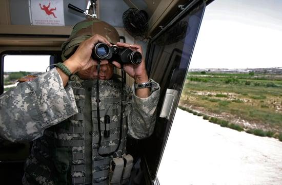 Diversity on the Line: Border Patrol Seeks More (Black) Agents