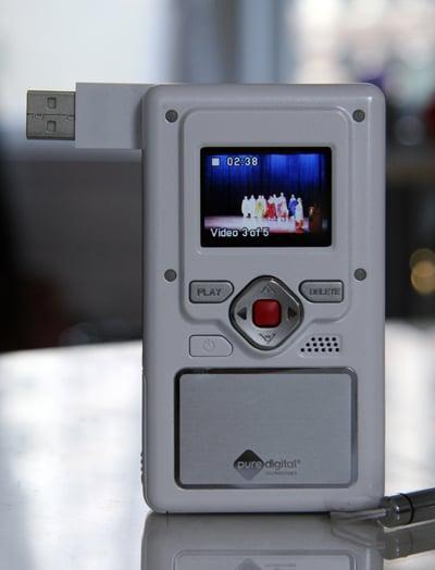 Fabulous Pure Flip Video Camera