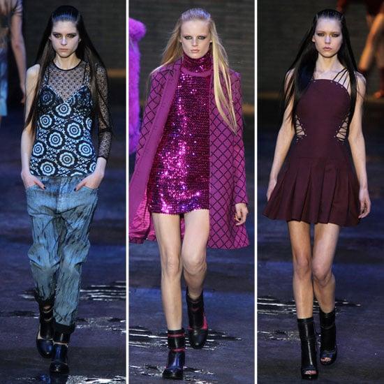 2012 A/W Milan Fashion Week: Versus
