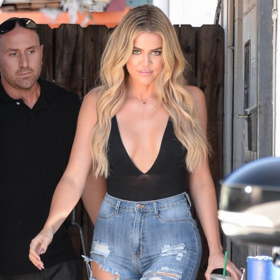 Khloe Kardashian in LA July 2016