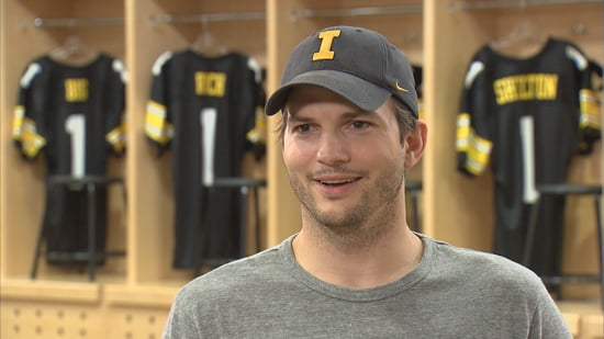EXCLUSIVE: Ashton Kutcher Says He Wants to 'Protect' Daughter Wyatt From Show Business: 'It Is My Job'