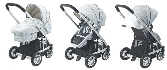 Valco Baby Spark Stroller (approx. $450)