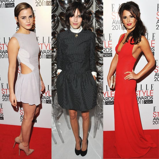 Pictures of 2011 Elle Style Awards Including Emma Watson, Alexa Chung, Cheryl Cole, Blake Lively, Stephen Dorff, Thandie Newton