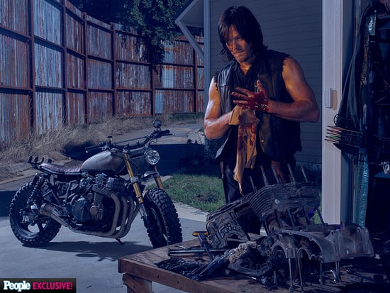 Norman Reedus: 'The Planet Is Going to Explode' When The Walking Dead Returns