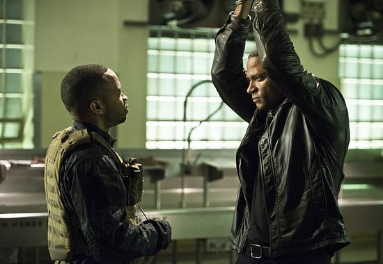 'Arrow' Episode 4.20 Photos: Diggle Goes After His Brother