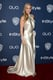 Molly Sims wore a silky gown.
