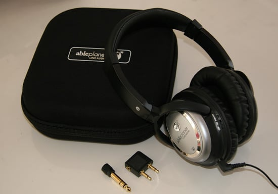 Ableplanet Noise Canceling Headphones: Drown 'Em All Out