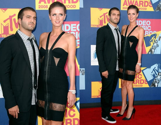 MTV Video Music Awards: Nicky Hilton