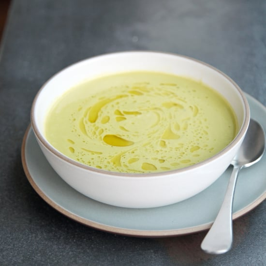 Easy Cream-Less Asparagus Soup Recipe