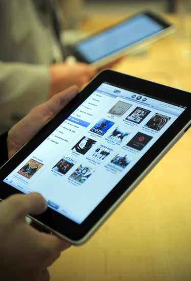 At One Australian Restaurant, iPads Replace Menus