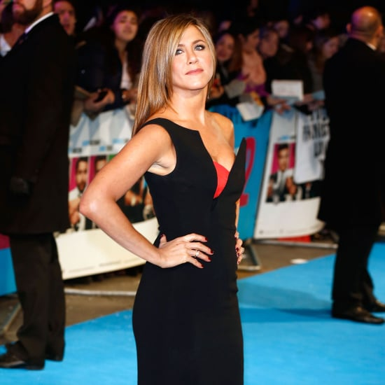 Jennifer Aniston's Dress at the Horrible Bosses 2 Premiere