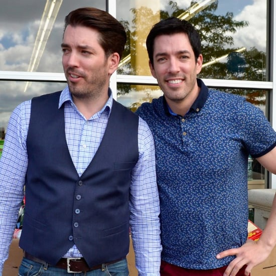 The Property Brothers Parade Magazine Interview
