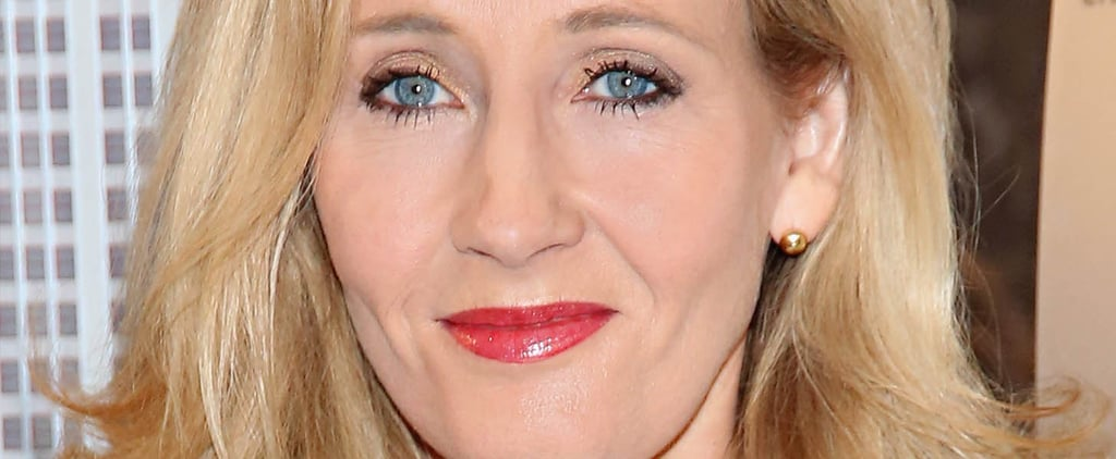 J.K. Rowling Just Gave This Brave Survivor a Truly Unforgettable Gift