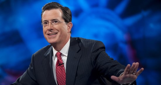 There's Now an Official End Date for 'The Colbert Report'