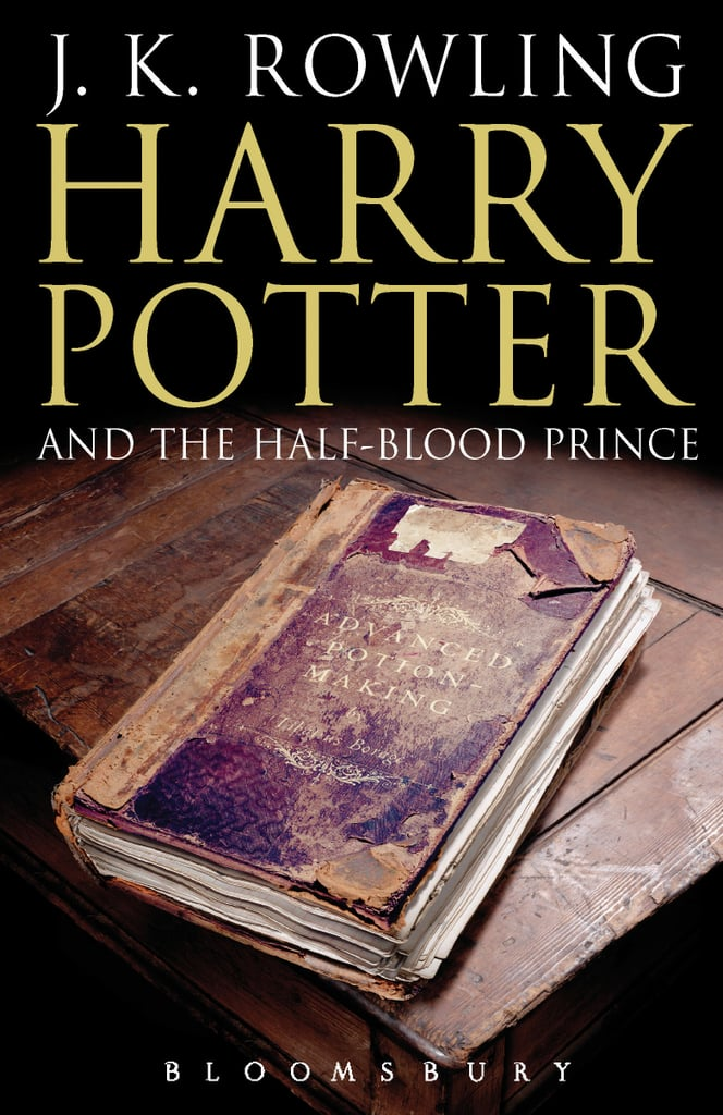 Harry Potter and the Half-Blood Prince, UK Adult