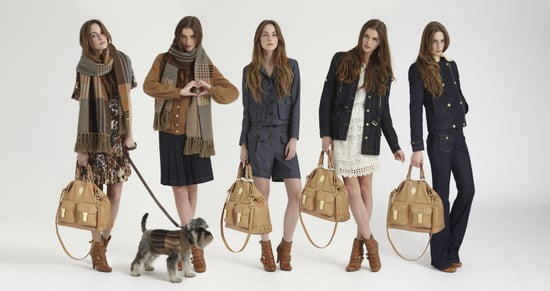 Mulberry pre Fall Autumn 2011 Womenswear Collection