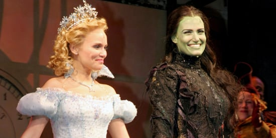 'Wicked' Will Soon Be Defying Gravity On A Big Screen Near You