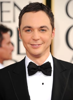 Jim Parsons Wins the Golden Globe For Best Actor in TV, Musical or Comedy For The Big Bang Theory