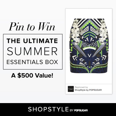 Pin For a Chance to Win The Ultimate Summer Essentials Box!