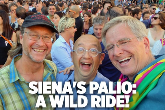 My Summer's Grand Finale: Siena's Palio Horse Race