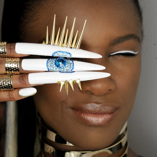 The Blonds Nail Art Fall 2015
