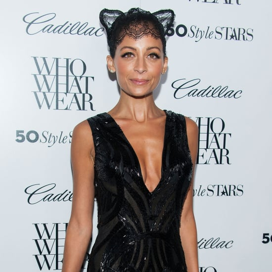 Pictures Of Nicole Richie Wearing Cat Ears With Jessica Alba