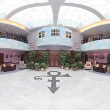 Pictures Inside Prince's Paisley Park