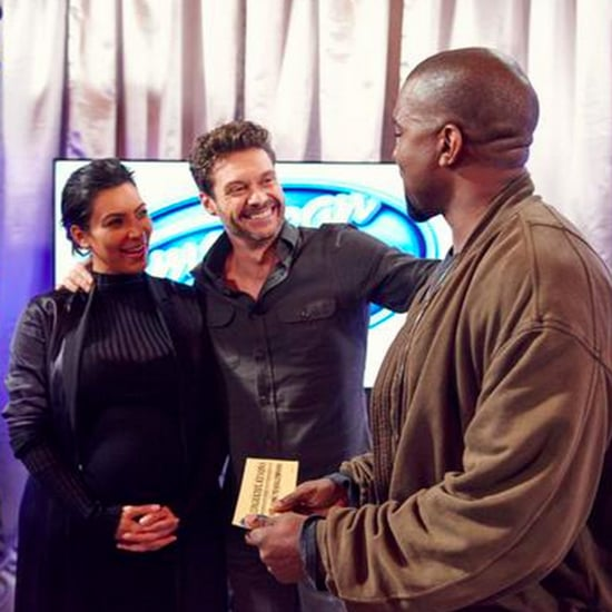Kanye West Auditions For American Idol