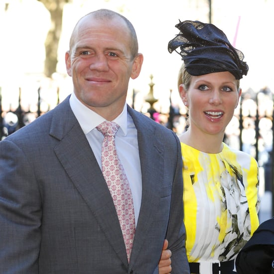 Zara Phillips Pregnant With First Child