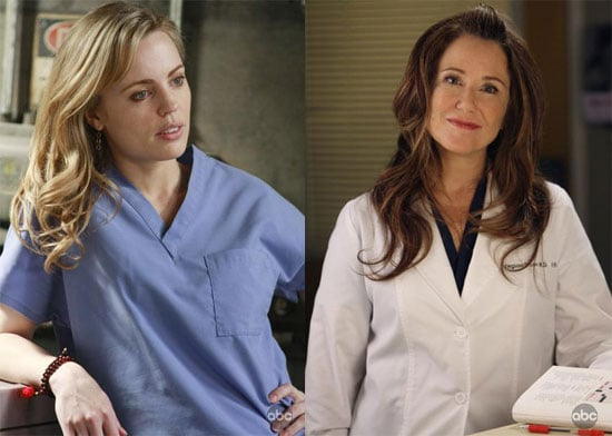 Watch Clips of Mary McDonnell and Melissa George on Grey's Anatomy