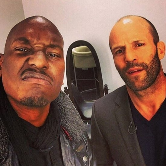 Fast 8 Instagram Pictures