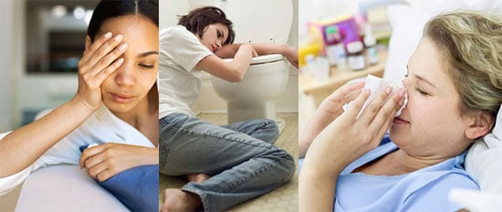 Which Is the Worst: Pink Eye, Stomach Bug, or the Flu?