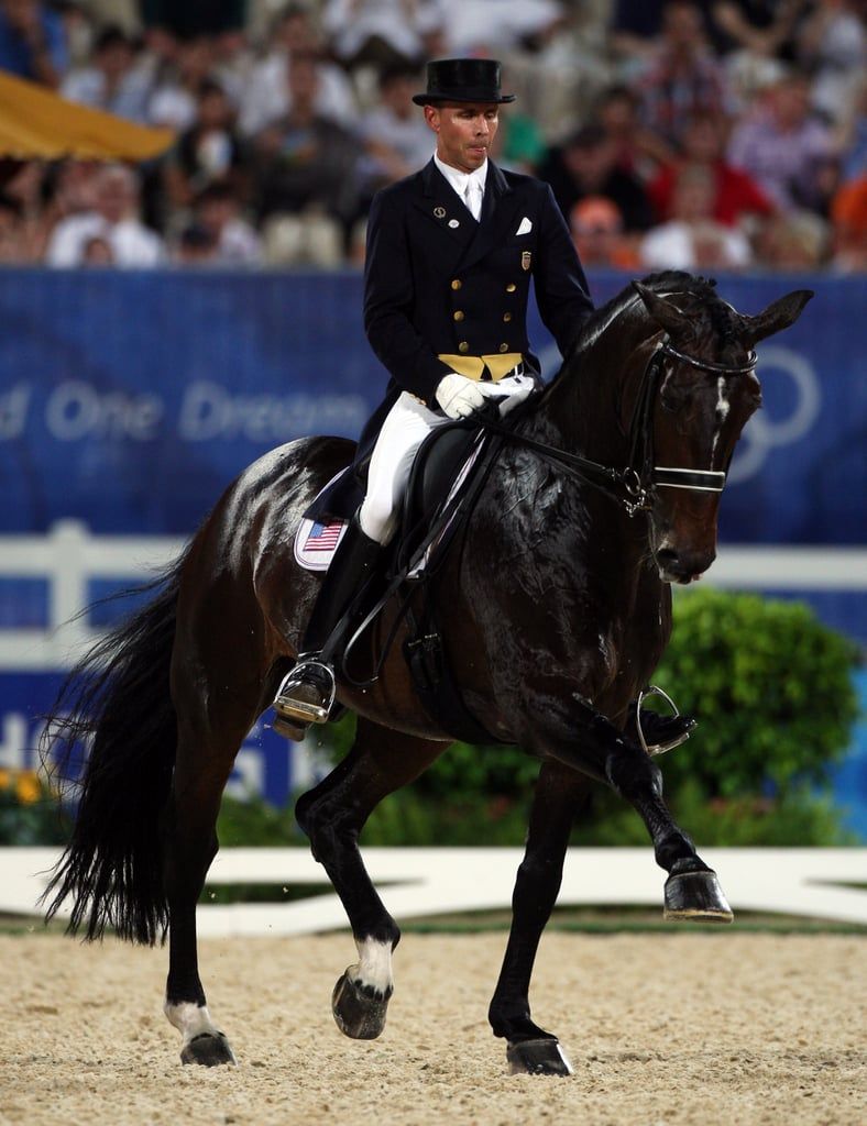 Dressage (Aug. 2 through Aug. 9)