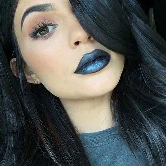 Breakup Makeup! Kylie Jenner's Split from Tyga Calls for a Dramatic New Lip Kit Hue