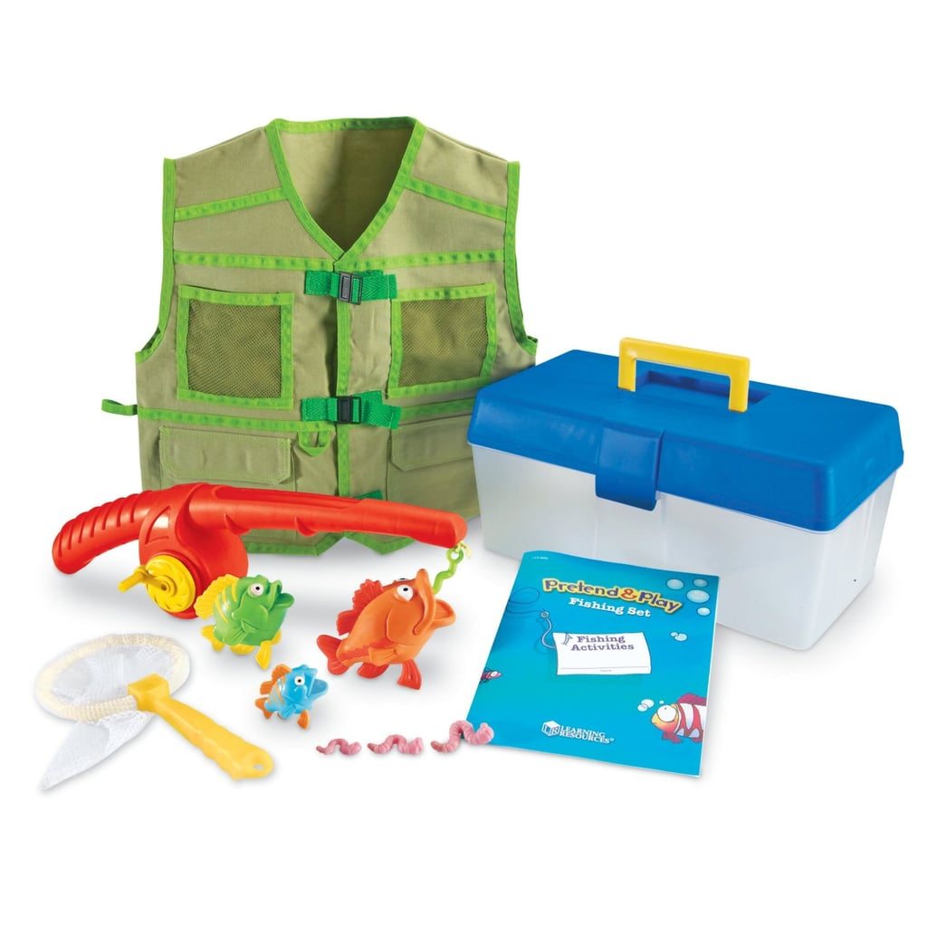 Learning Resources Pretend and Play Fishing Set