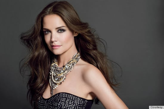 Katie Holmes Advertisement for Bobbi Brown