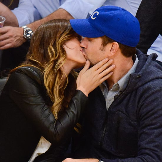 Celebrity Kiss Cam Pictures
