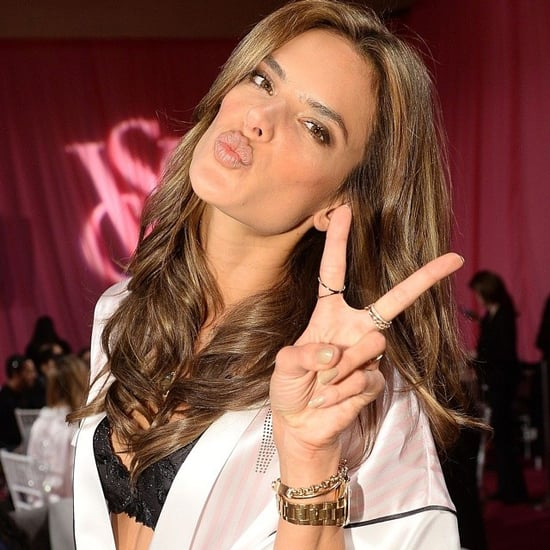 Victoria's Secret Fashion Show 2013 Beauty Instagrams