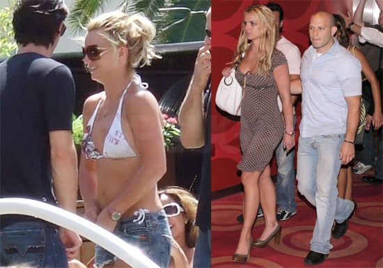 Photos of Britney Spears' Bikini Body at Las Vegas