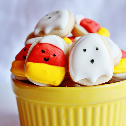 Cutest Halloween Cookies