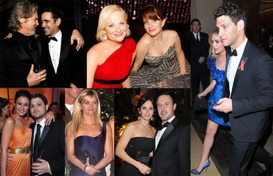 Photos of Golden Globes Afterparties